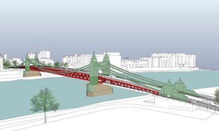 Double-decker solution grows for Hammersmith Bridge