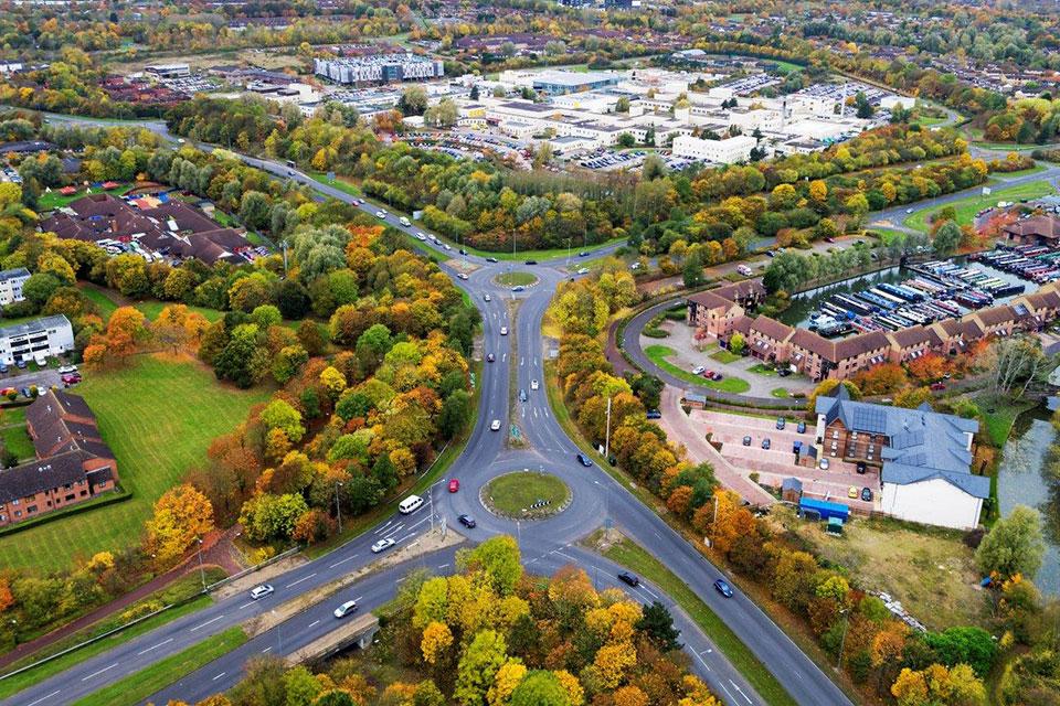 Oxford – Cambridge Expressway cancelled