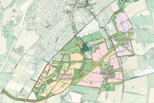 Ptarmigan Land sell 4000 unit site in Attleborough