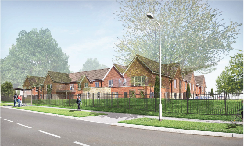 Thame site sold to Bellway and Care UK