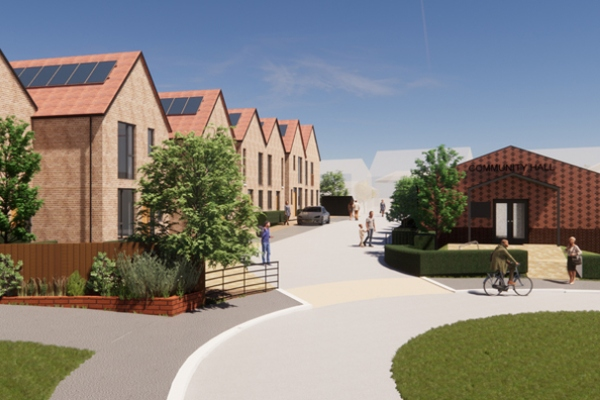 Brentwood and Muse get development plans approved in Maple Cross and Seven Arches Road