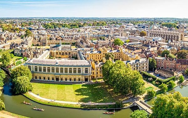 View from the Punt: Oxford Properties starts a chain reaction in Cambridge