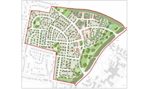 Major mixed-use scheme for Cholsey