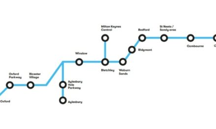 Bucks calls for spur line off East West Rail