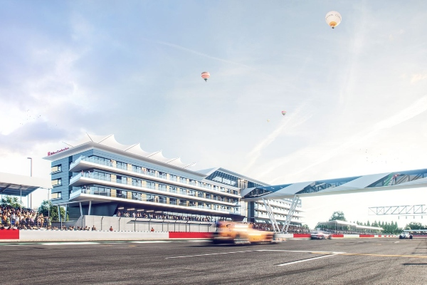 Silverstone races ahead with £29 million debt facility for new hotel