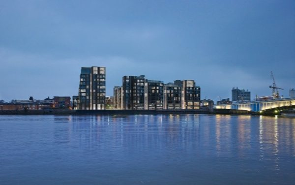 Prime Thameside site in Fulham for sale for £300m