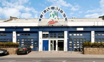 Approval for redevelopment of Imperial Studios