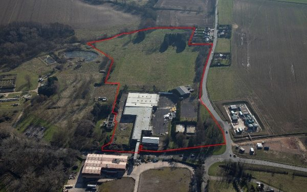Jaynic purchase site for 250,000sqft industrial scheme in Suffolk