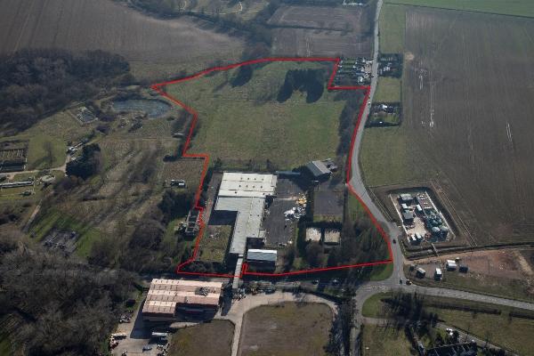 Jaynic purchase site for 250,000sqft industrial scheme in Suffolk