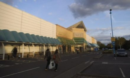 Half of Kew Retail Park sold