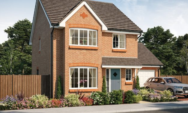 Bellway launches 98-home Long Acre at Shinfield