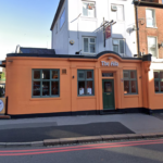 Hotel plan for Reading pub site