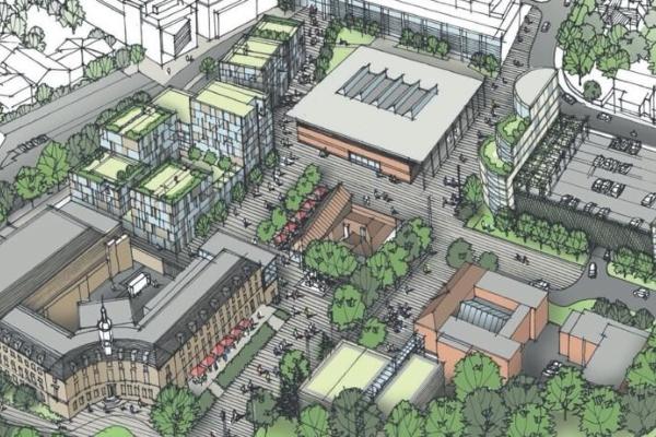 Watford Borough Council seeks development partner for £200m regen site