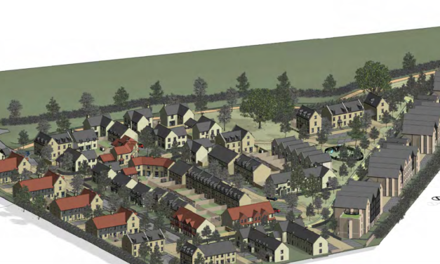 159 homes set for approval in Oxford
