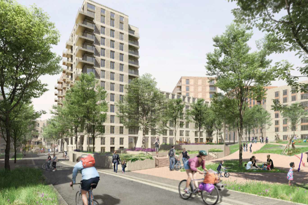 Acton Gardens 7.2 given unanimous approval