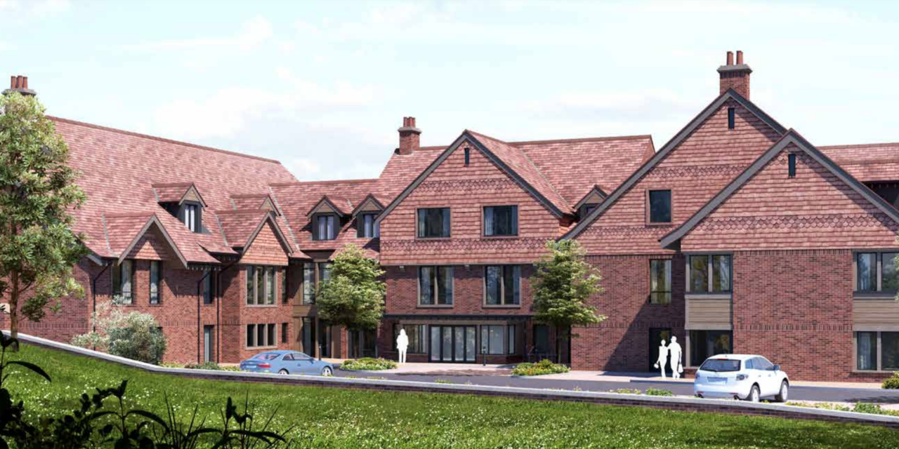 Old care home to make way for new one