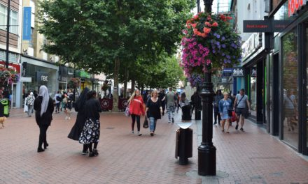'Stampede' of independent retailers in Reading