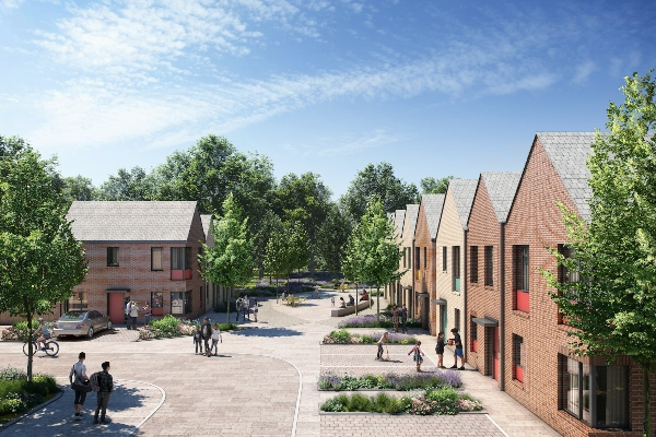 Plans for 116 build to rent homes submitted in Ely