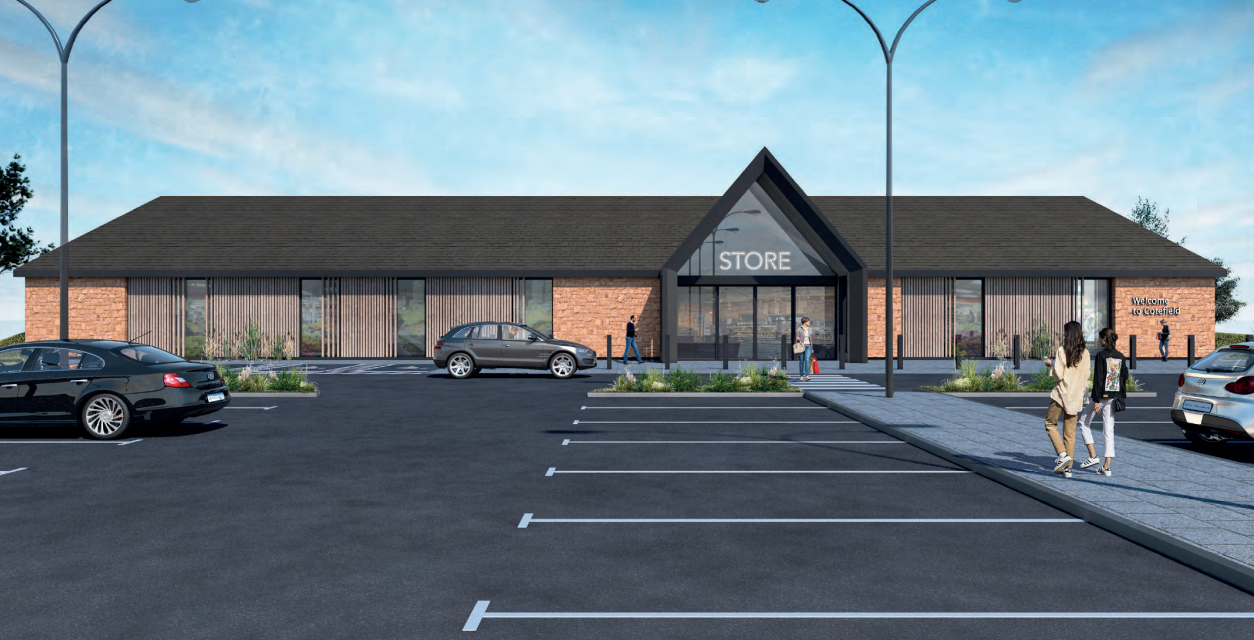 Foodstore approved for Bodicote
