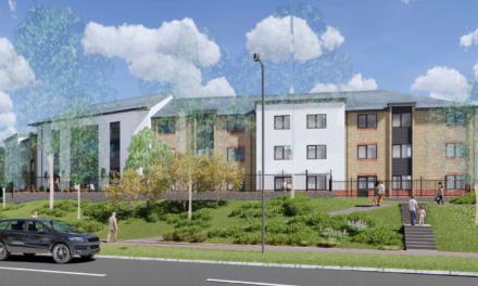 66-bed care home plan for Aldershot
