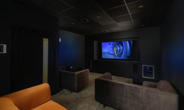 Private cinema, business lounge and fitness suite unveiled at Lumina