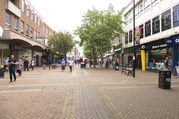 Four high streets in East of England to get a share of Government's £830m pot of money