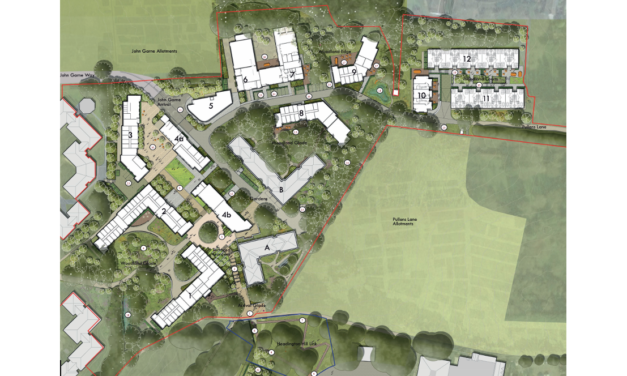 1,035 student accommodation units proposed