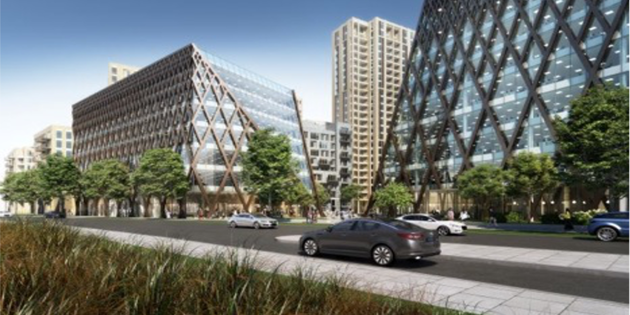 Massive Slough schemes due to be submitted by next year
