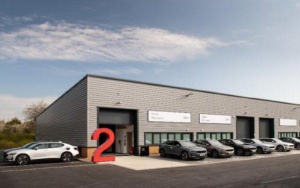 Polestar opens test-driving hub for electric cars in Milton Keynes