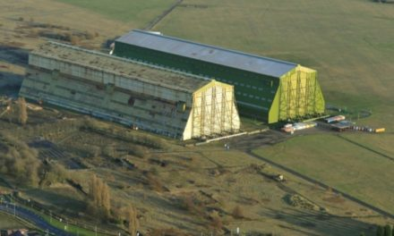 Rapleys secures planning permission on historic airship sheds