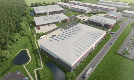 265,000 sq ft more industrial space at Silverstone Park