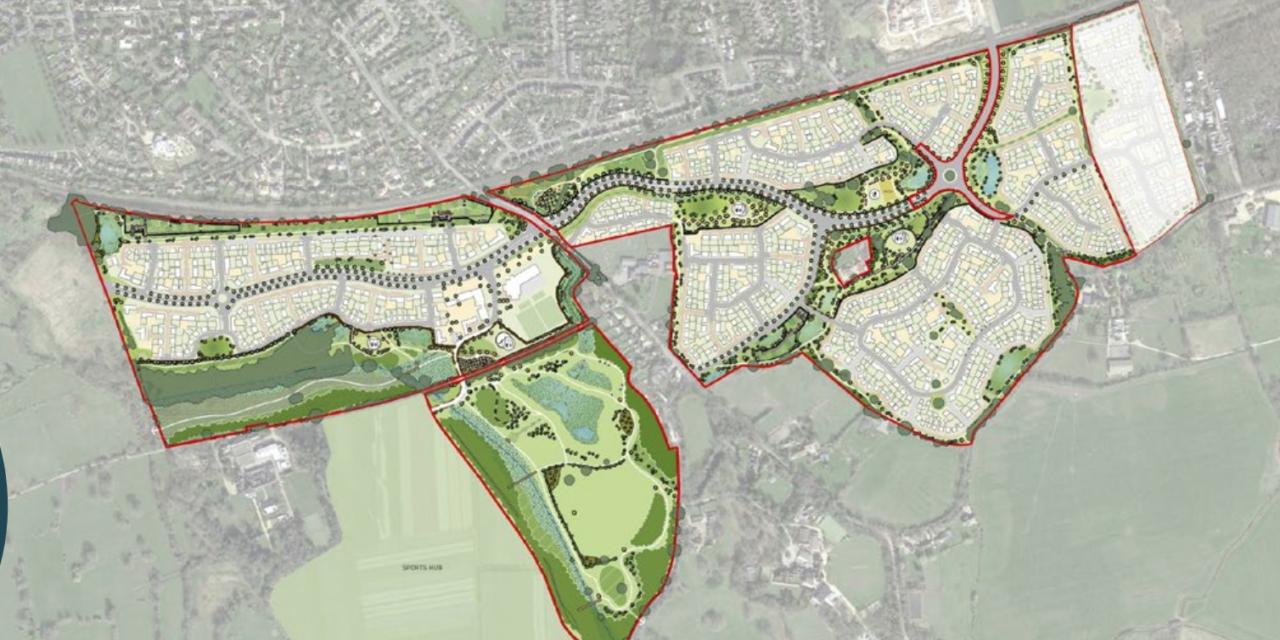 Major South Wokingham homes schemes set for approval