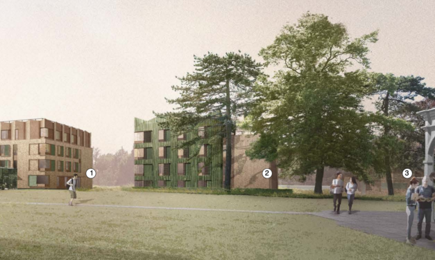 72 student units planned for St Hilda's College