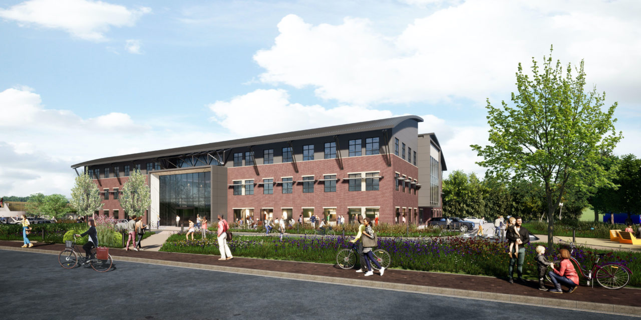 New co-working space for Milton Park
