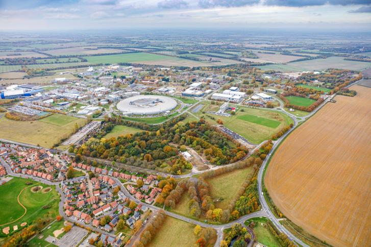 OxLEP sets up home at Harwell Campus