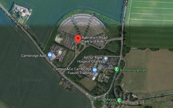 Babraham Park & Ride submits expansion plans in Cambridge