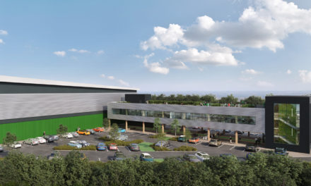 Glencar to build pioneering sustainable warehouse