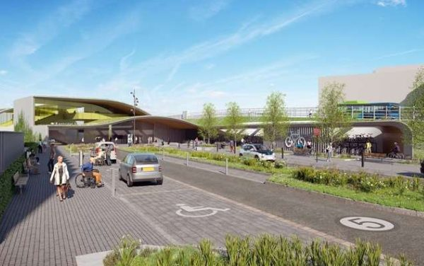 Network Rail seeks green light for new Cambridge South station