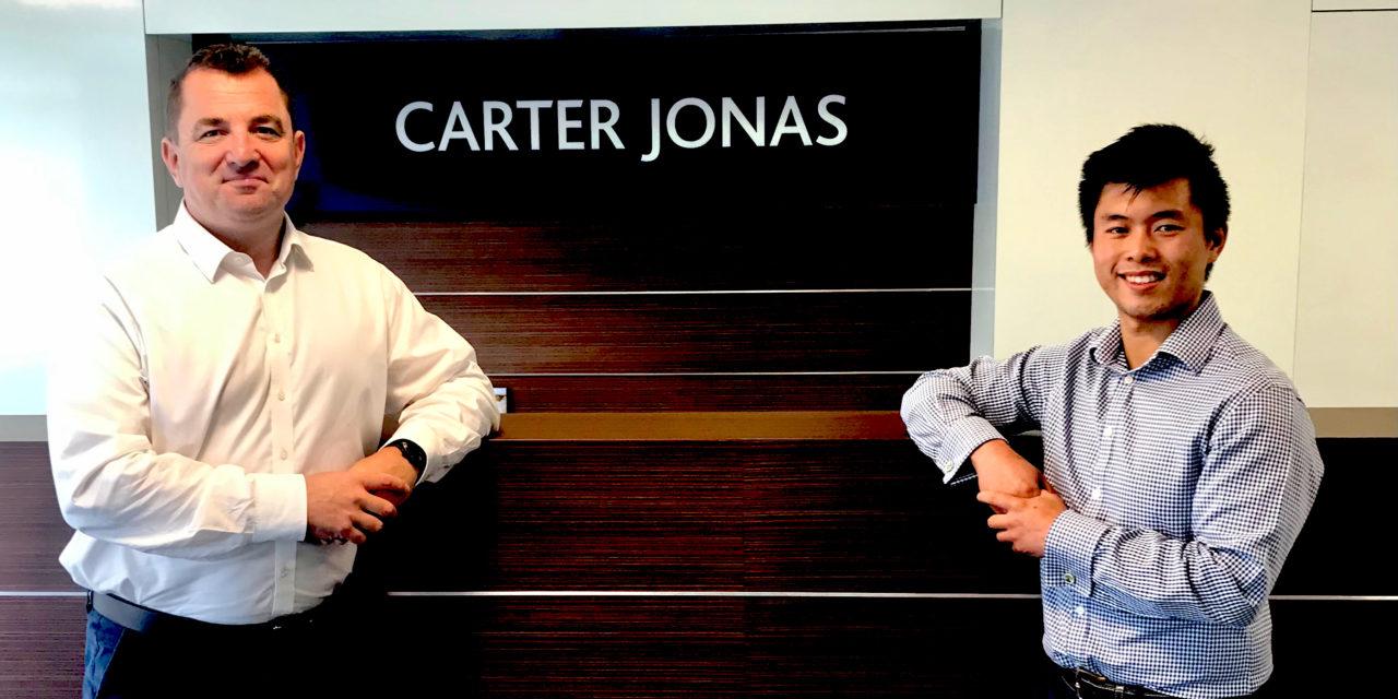 Adrian Chan joins Carter Jonas