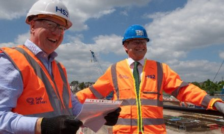 Grant Shapps signals Old Oak Common launch