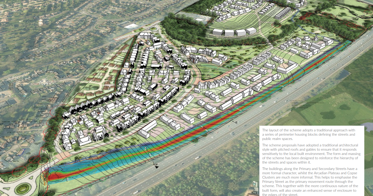 800 homes approved in three schemes