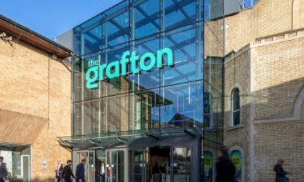 Cambridge shopping centre for sale – Savills suggest it could become a Life Science hub?