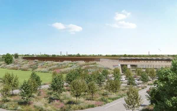 Plans for new Anglian Water water treatment works