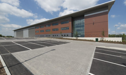 Pressure on rents as UPS takes 127,500 sq ft unit in Reading