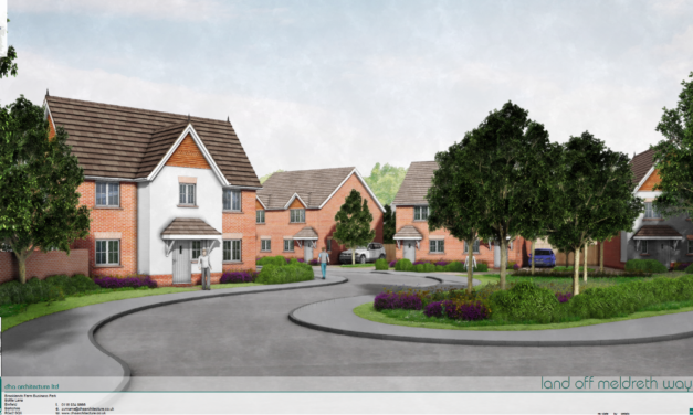 Jansons submits plans for 43 homes and a Lidl