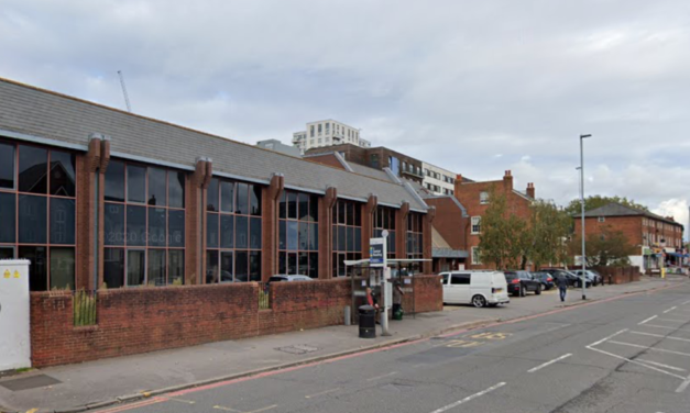 131 flats planned for Reading