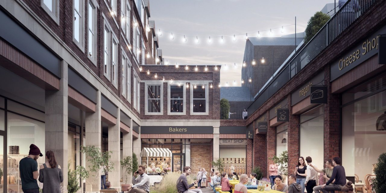 New market square plan praised by councillors
