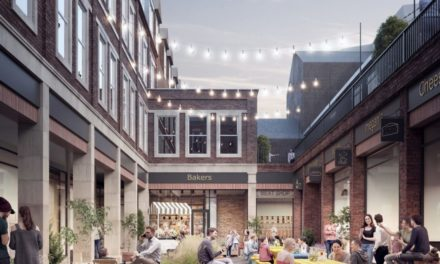 Approval recommended for new market square