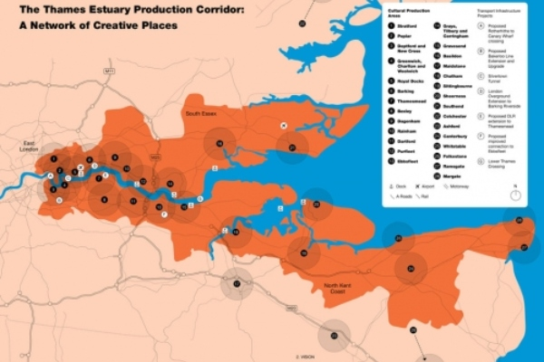 Design team selected for next phase of Thames Estuary Production Corridor