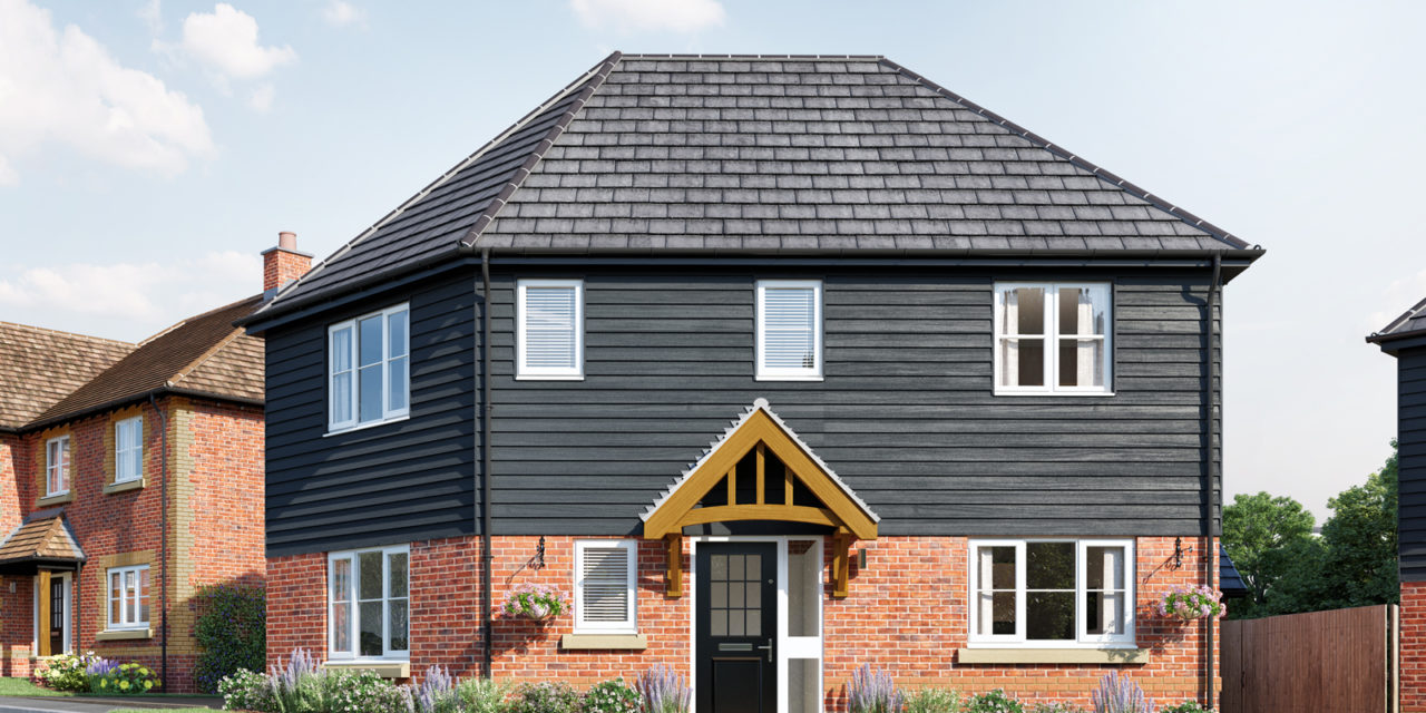 First homes released at Hayfield Walk